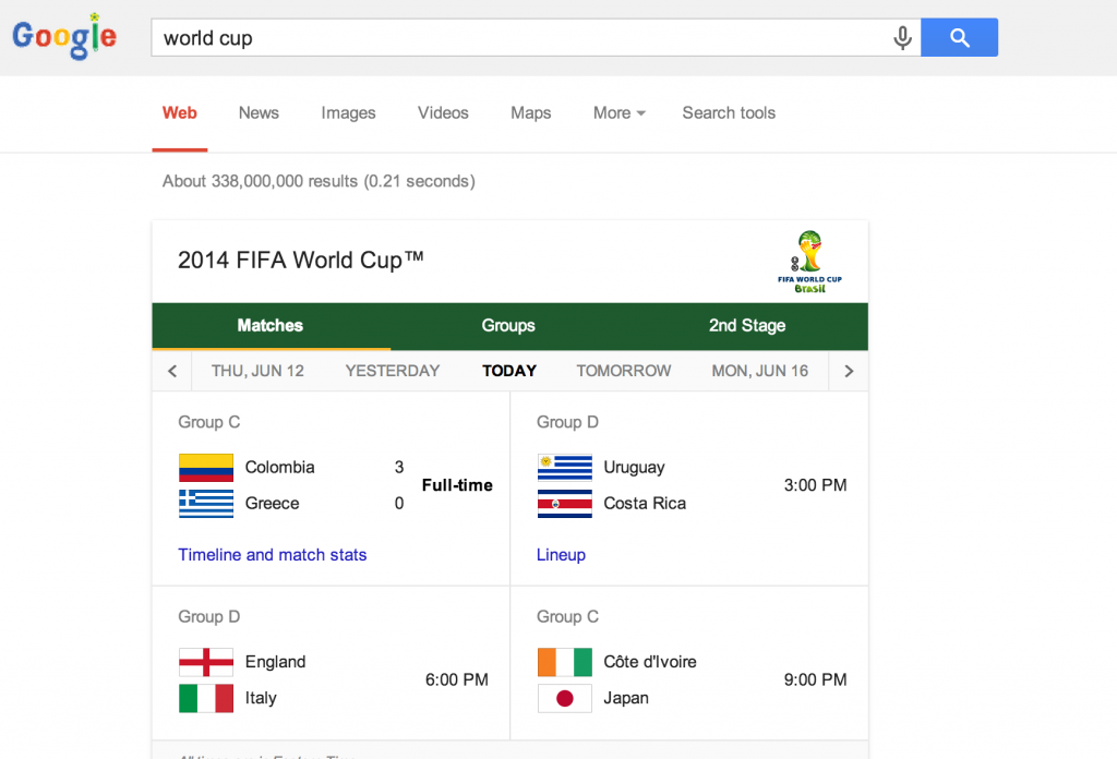 world-cup-google-knowledge-graph