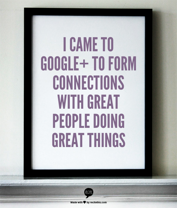 google-plus-great-things