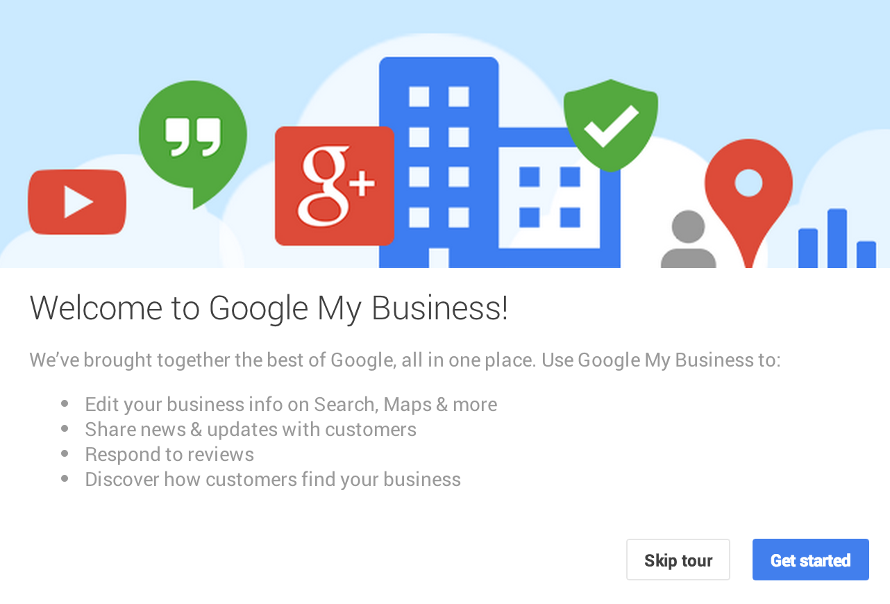 Google My Business - get your business found online