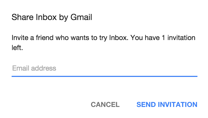 How to find and share invites on google gmail inbox wojdylo inbox invites remaining stopboris Gallery
