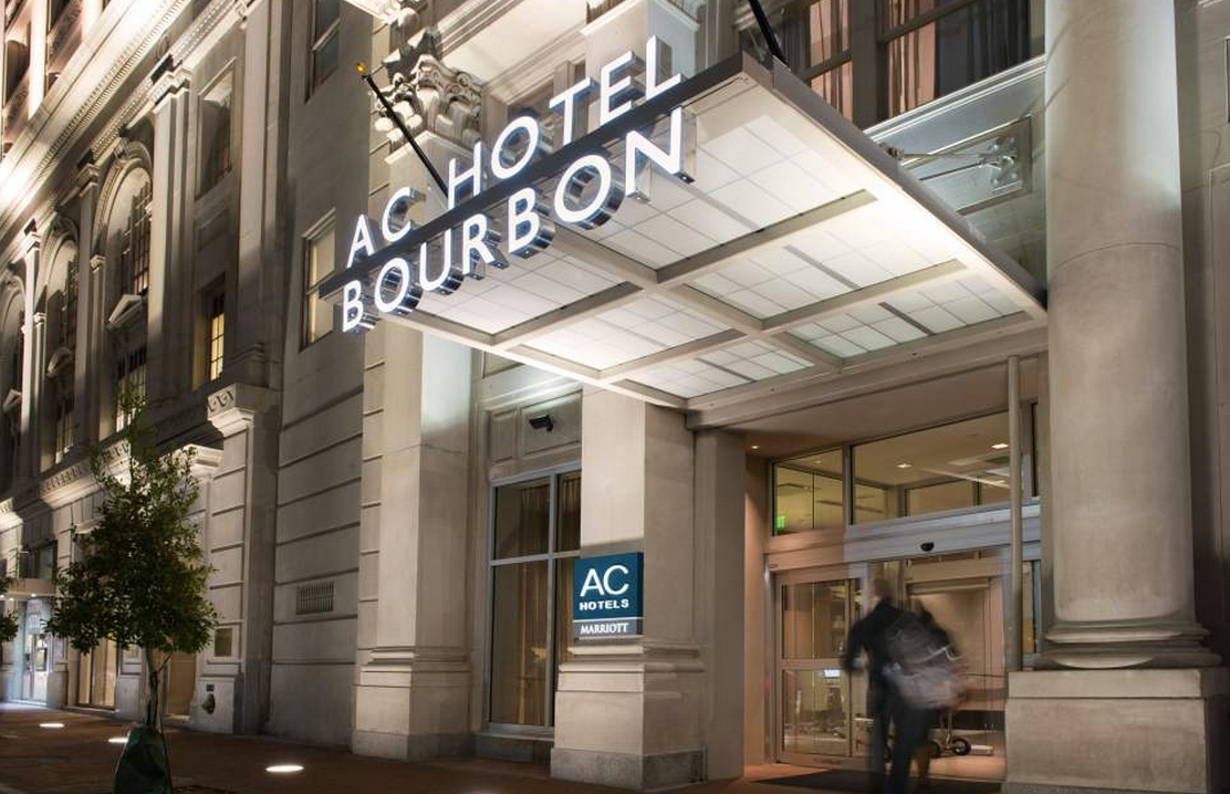 New Orleans Hotels With Meeting Rooms