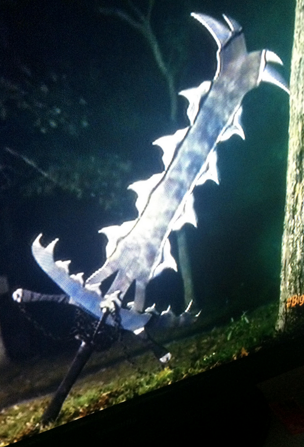irish mike craughwell from big giant swords on discovery wojdylo