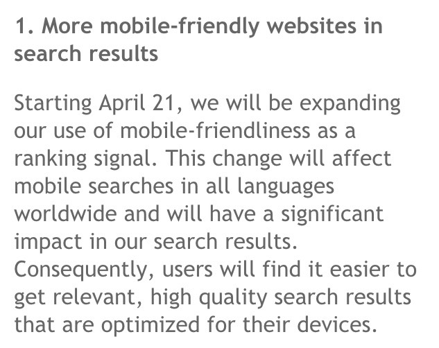 google-mobile-search-algorithm