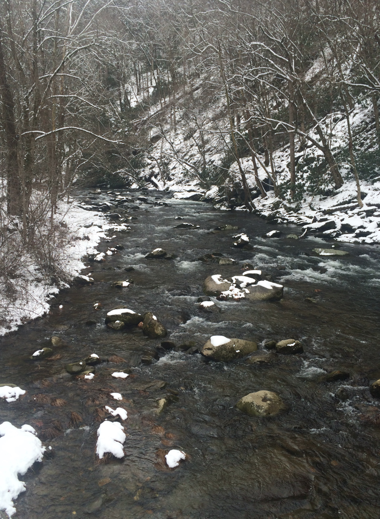 nantahala-river-snow