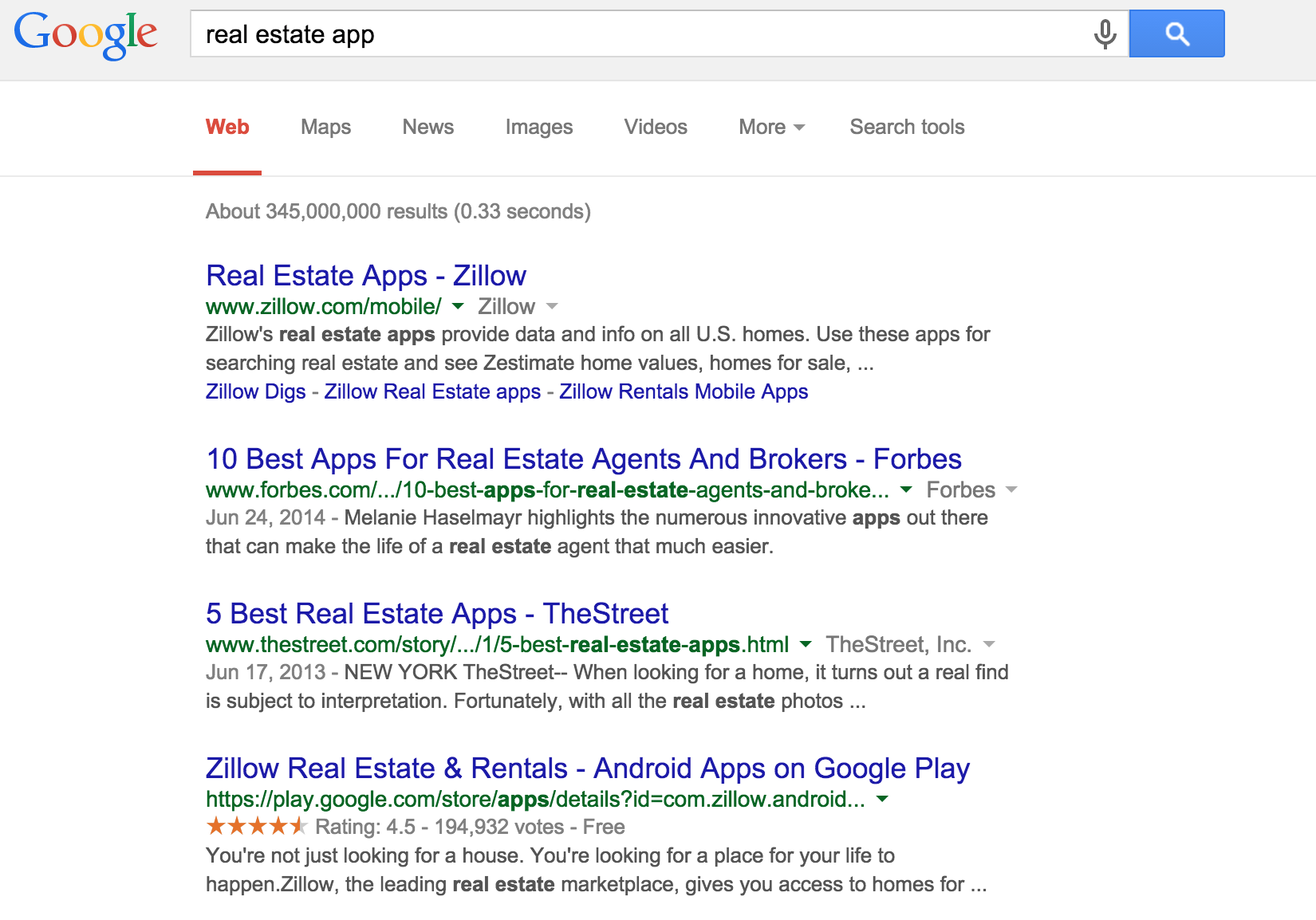 real-estate-app-search