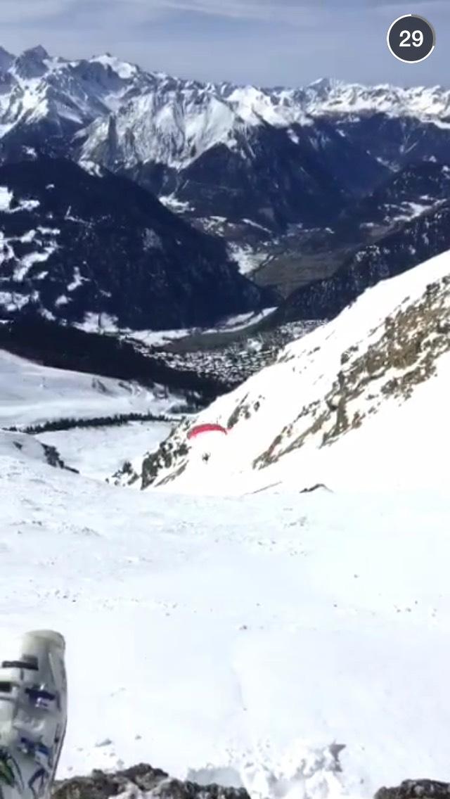 ski-parachute-snapchat