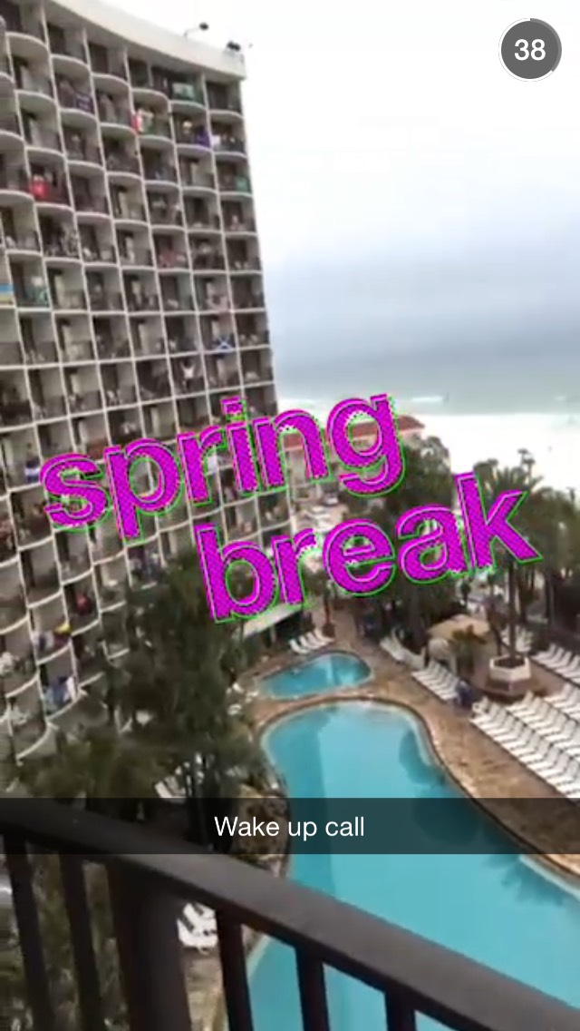spring-break-snapchat