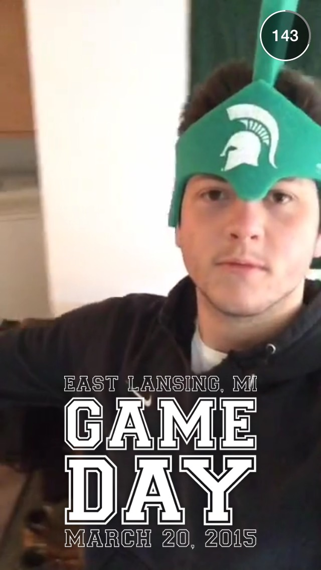 michigan-state-snapchat-story