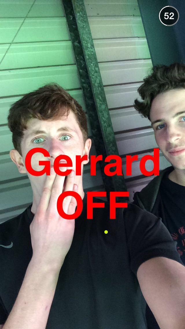 gerrard-snapchat-story