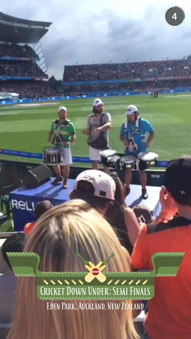 cricket-fans-snapchat-story