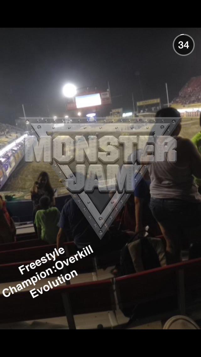 snapchat-monster-jam-story