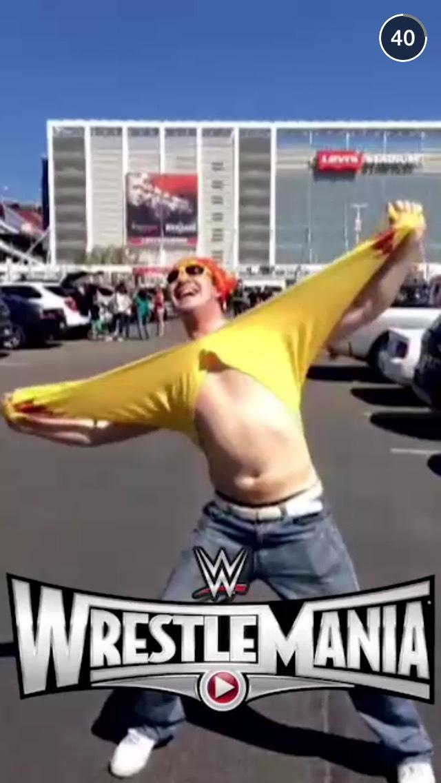hulk-hogan-wrestlemania-snapchat