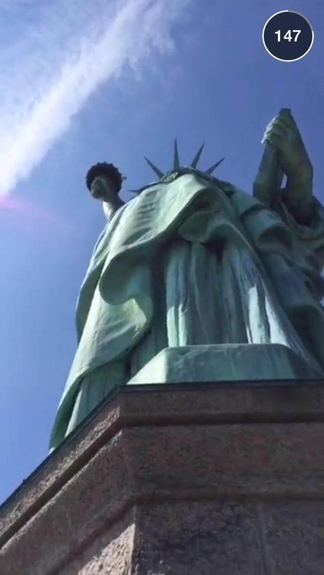 statue-of-liberty-snapchat-story