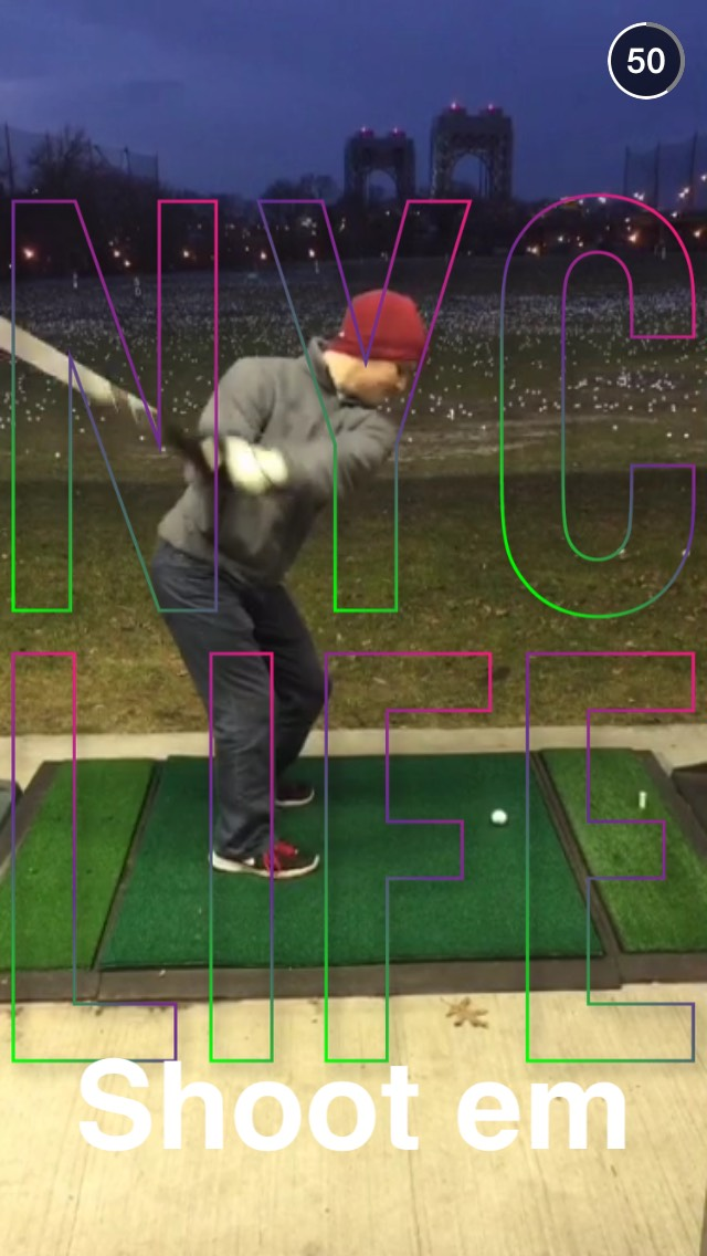 golf-swing-snapchat-story