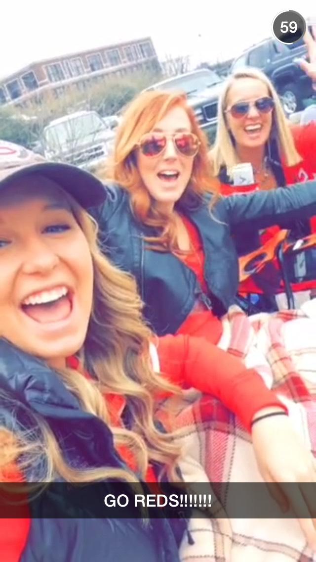 reds-girls-snapchat-story