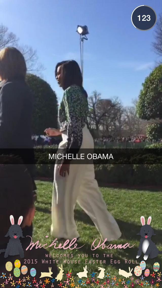 michelle-obama-snapchat-story