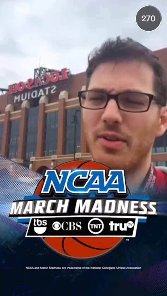 ncaa-basketball-snapchat-story