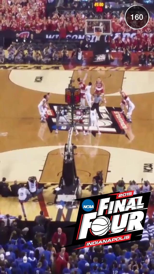 national-championship-snapchat-story