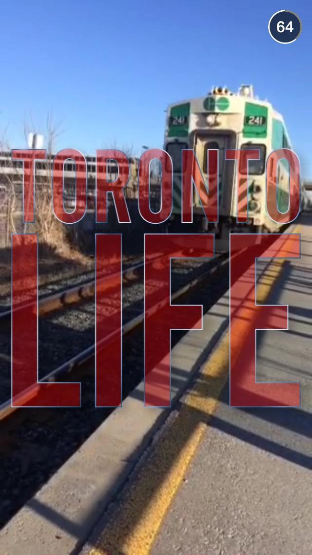 toronto-life-train-snapchat-story