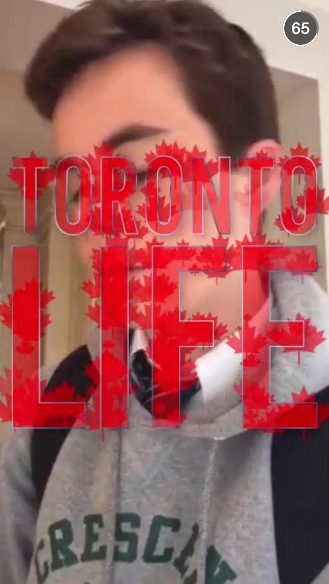 toronto-life-snapchat-story
