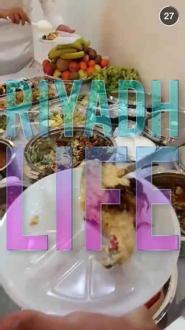 ridayh-snapchat-food