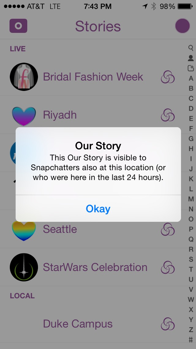 our-story-snapchat-screen