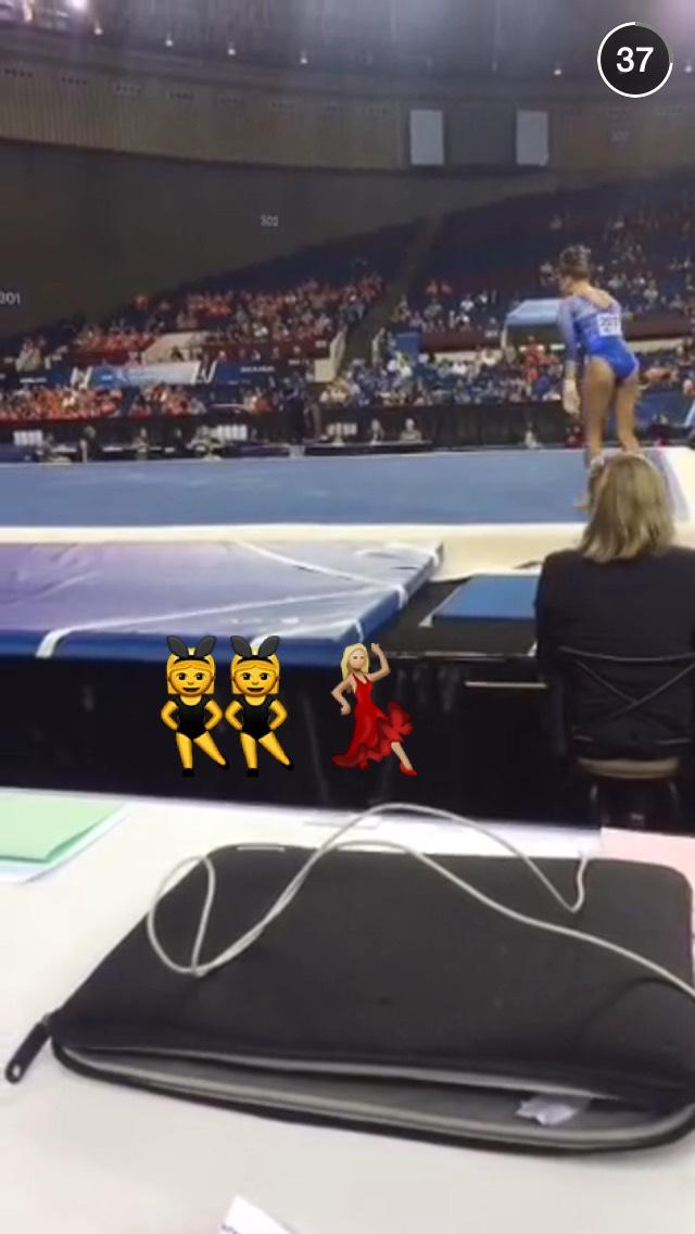gymnastics-snapchat-story