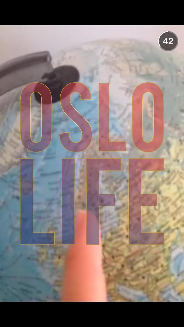 oslo-life-snapchat-story-globe