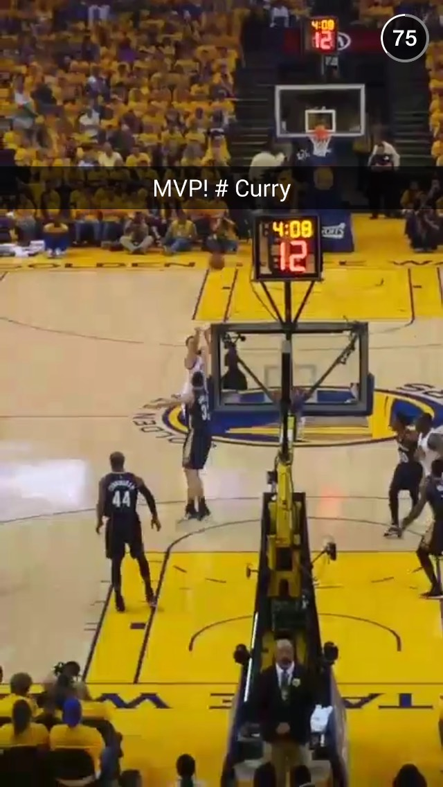 warriors-snapchat-story