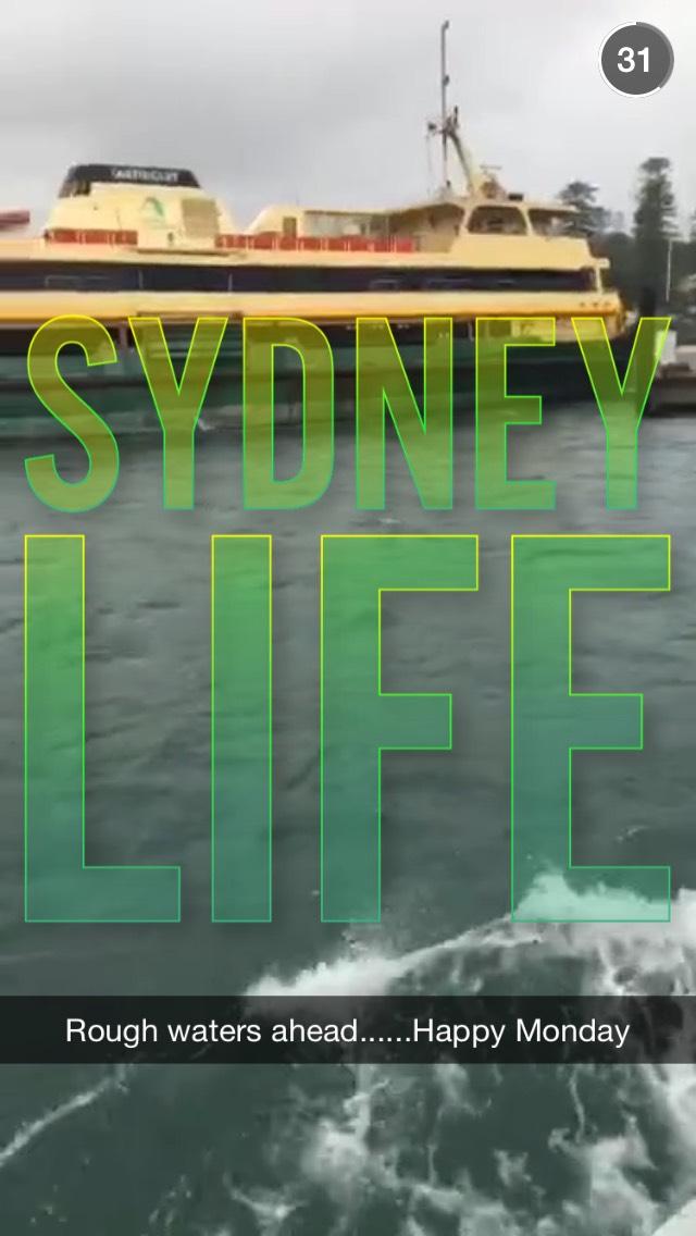 sydney-life-snapchat-story