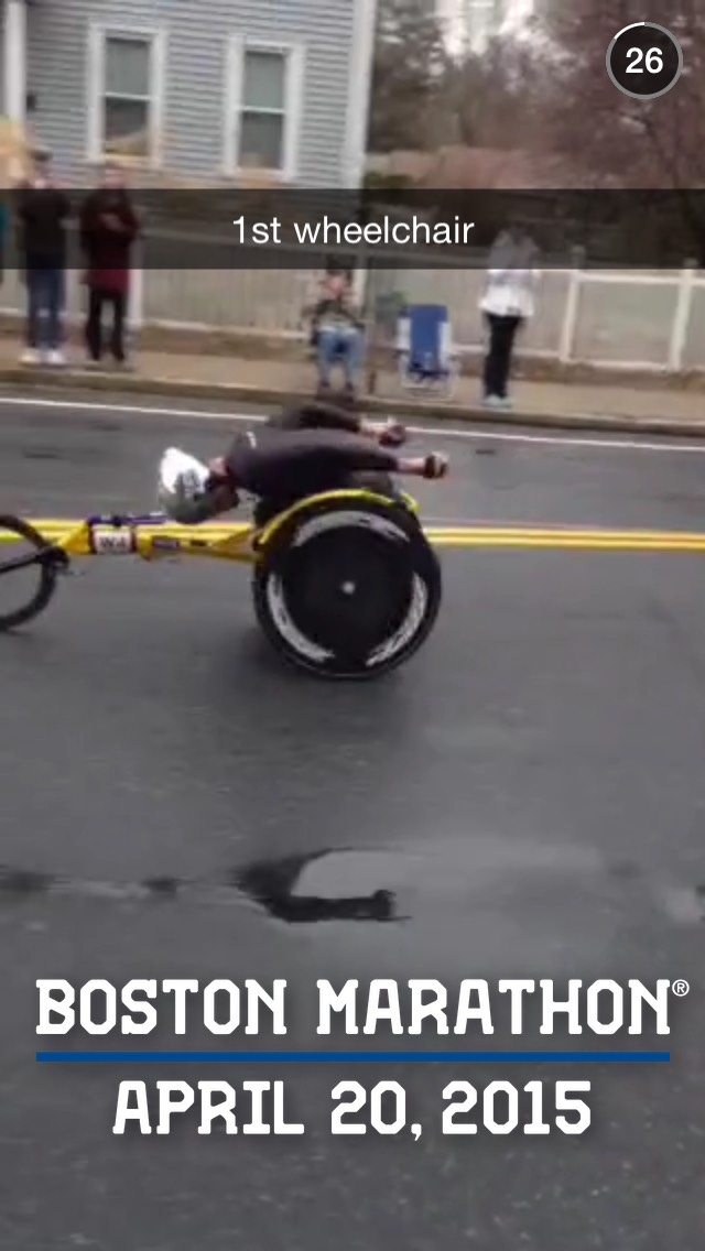 wheelchair-boston-marathon-snapchat-story