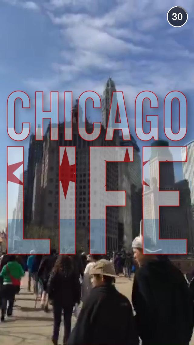 chicago-life-snapchat-story