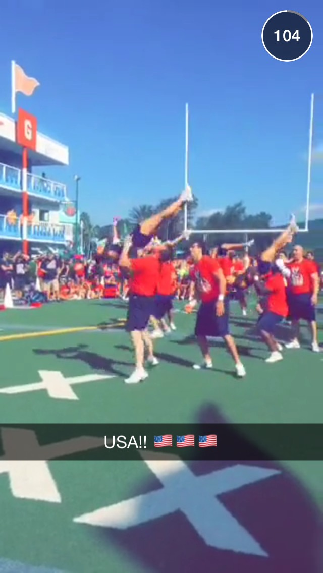 usa-cheerleading-snapchat-story