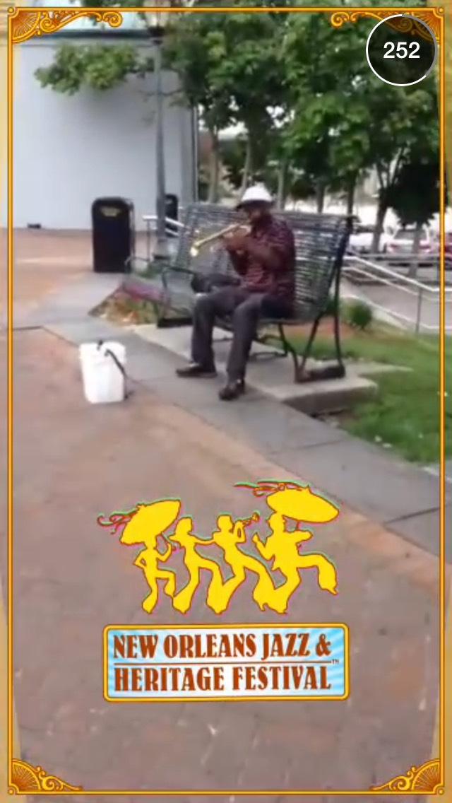 new-orleans-jazzfest-snapchat-story