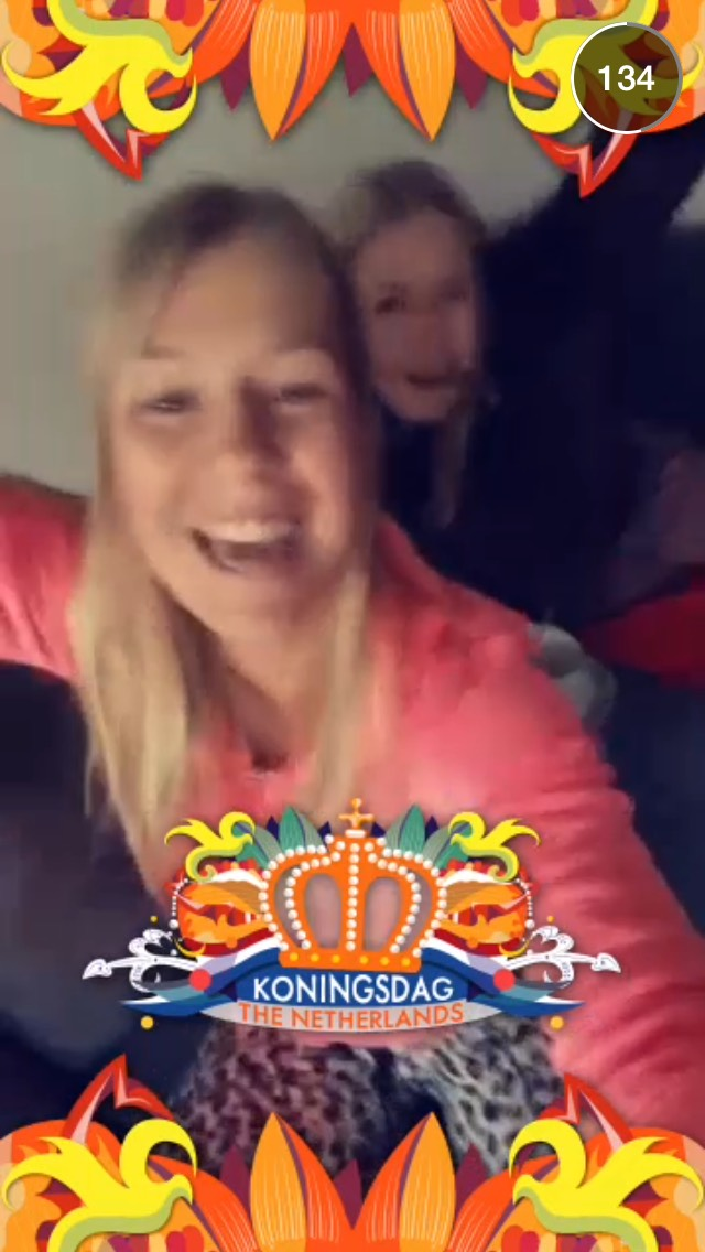 kings-day-netherlands-snapchat-story