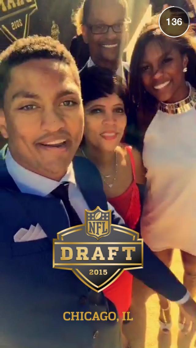 snapchat-story-nfl-draft