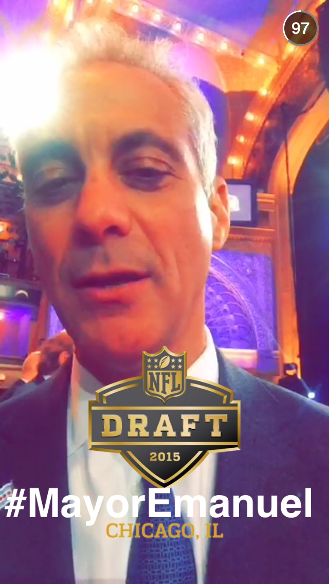 chicago-nfl-draft-snapchat-story