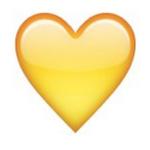 snapchat-yellow-heart-best-friends