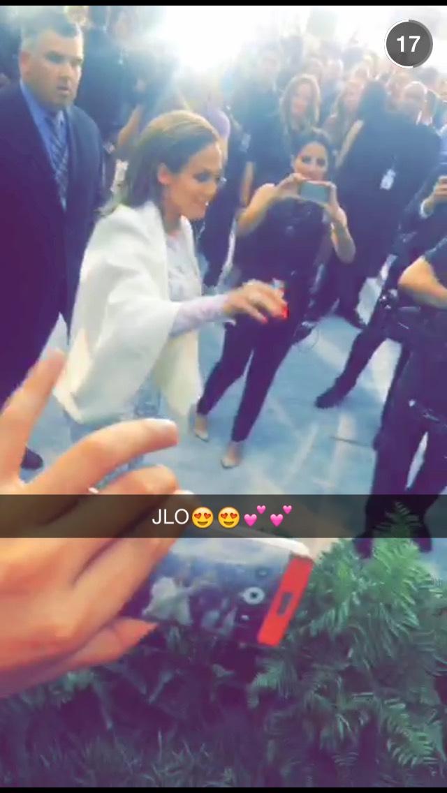 jlo-snapchat-story