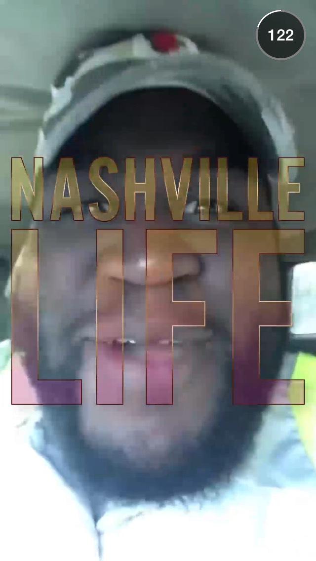 nashville-life-snapchat-story