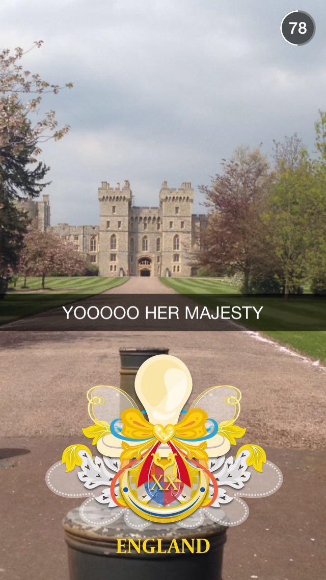 her-majesty-snapchat-story