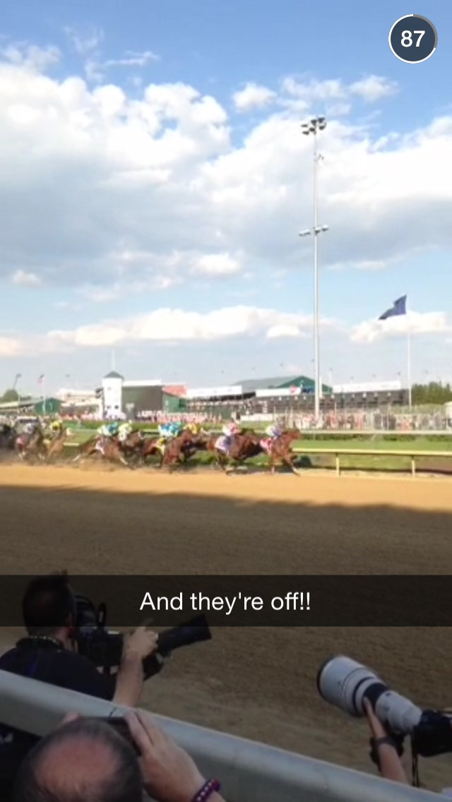 kentucky-derby-race-snapchat