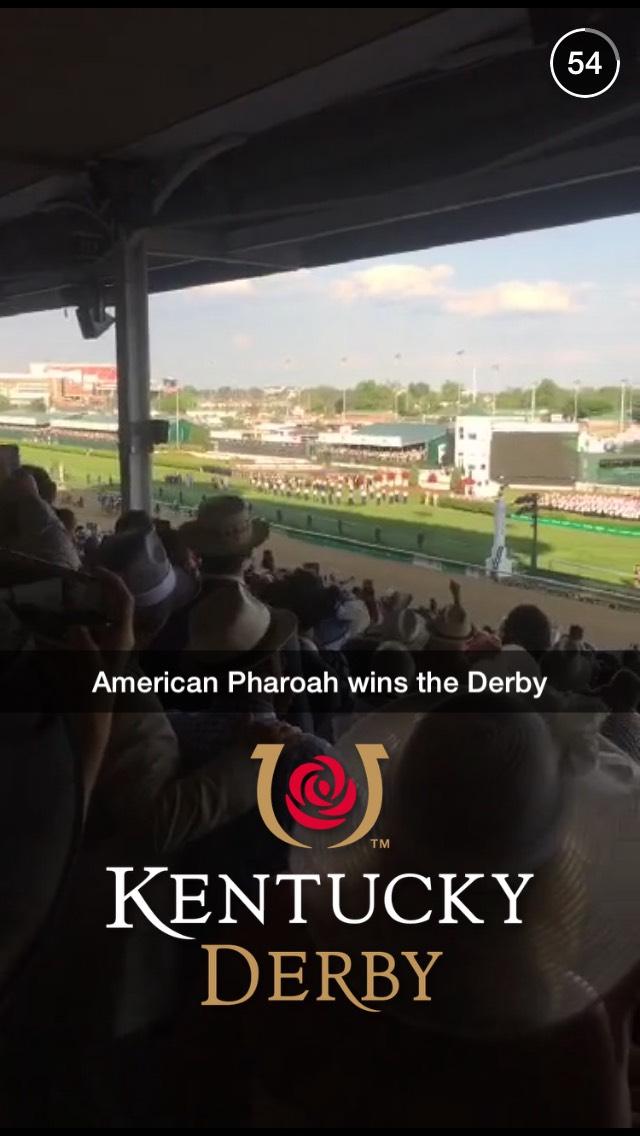 horse-race-snapchat