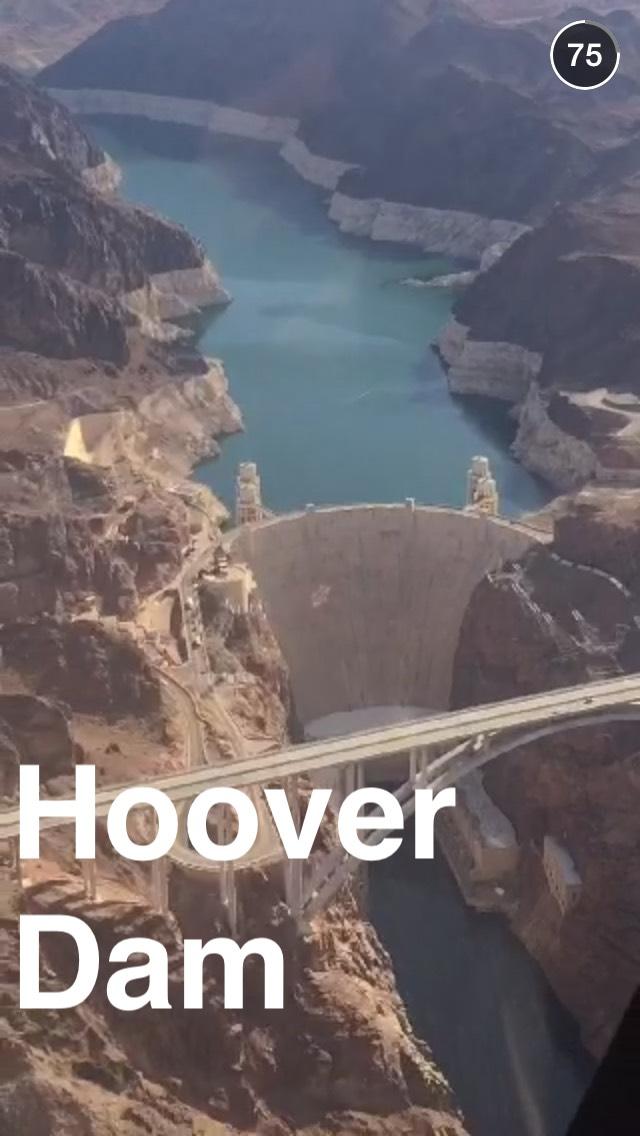 hoover-dam-snapchat-story