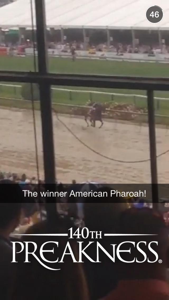 american-pharoah-snapchat-story-preakness