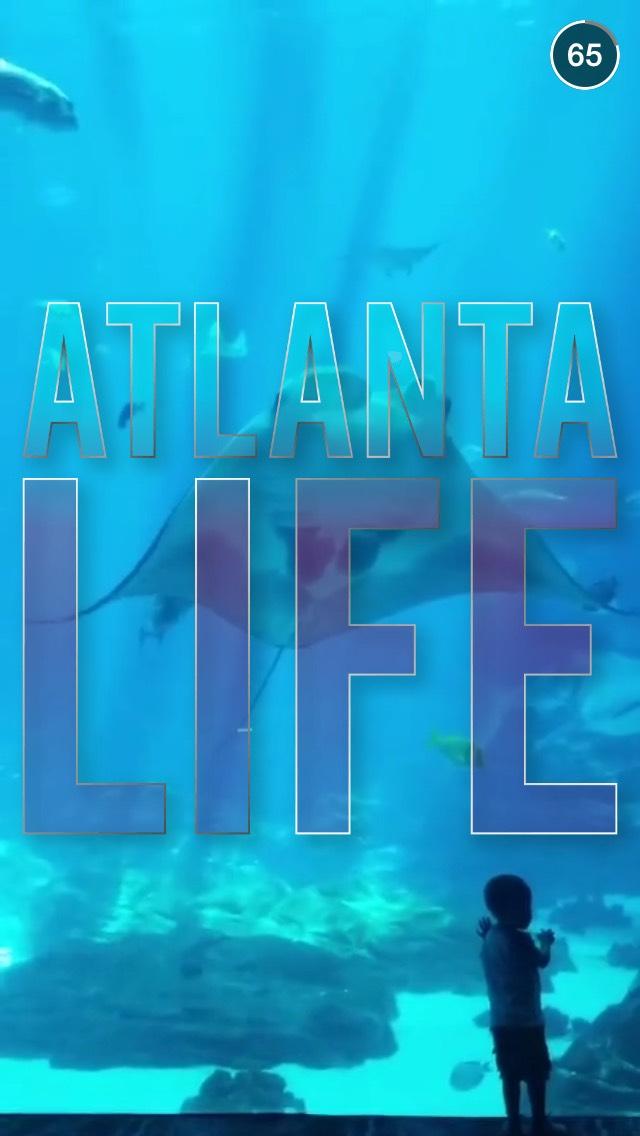 snapchat-story-atlanta-life