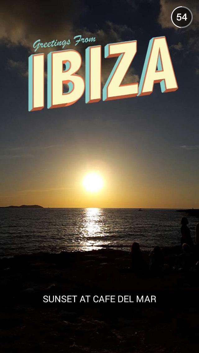 ibiza-sunset-snapchat-story