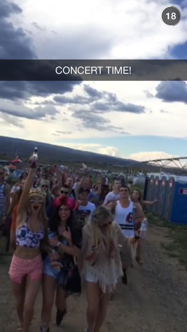 sasquatch-festival-snapchat-story