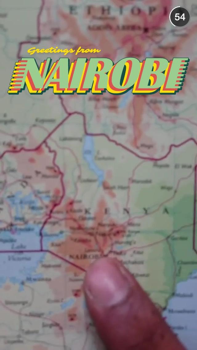 nairobi-map-snapchat-story