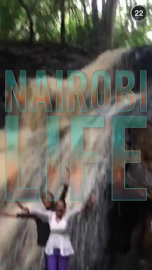 nairobi-waterfall-snapchat-story